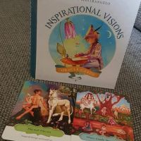 My Kyrosmagica Review of Inspirational Visions Oracle Card set by Judy Mastrangelo #Art #Oracle #Cards #Mind #Body #Spirit