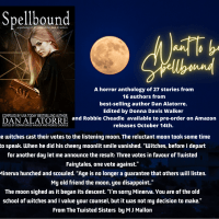 Horror Anthology: Spellbound - Want to be Spellbound? #horror #anthology