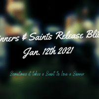 Sinners & Saints Release Blitz, Jan, 12th 2021 #Release #Anthology