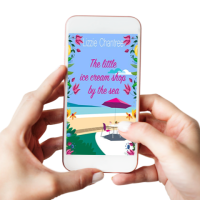 The Little Ice Cream Shop By The Sea -  Lizzie Chantree - #New #Release #Romance