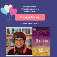 Book Review: Darlene Foster #ireadcanadian @ireadcanadian #nowmorethanever