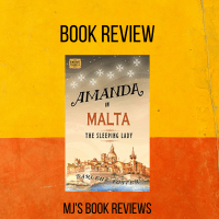 Book Review - Amanda in Malta by Darlene Foster @supermegawoman #netgalley #book #review
