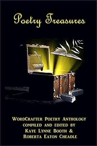 Book Review: Poetry Treasures @roberta_cheadle @GodsAngel1 #poetry #review #new #release