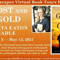 Promotional Tour: May 9th - A Ghost and His Gold by Robbie Cheadle @RobertaEaton17 #supernatural #historical #novel #promotional#book #tour #review #giveaway