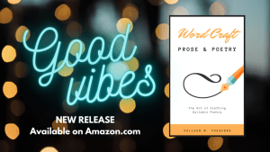 """NEW Release: """"Word Craft: Prose & Poetry, The Art of Crafting Syllabic Poetry"""" 