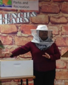 Speaking at Lunch & Learn Community Outreach