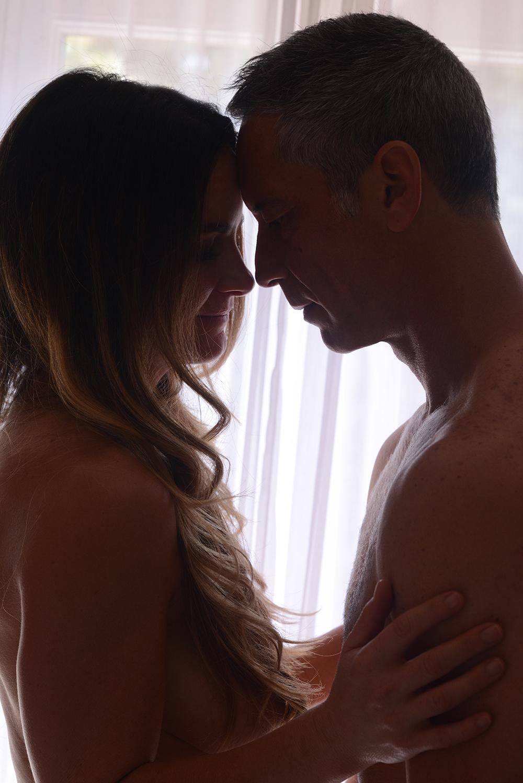 Bay Area Couples Boudoir