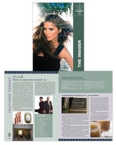 Newsletters | Capella Solazzo | The Grove Insider - mjobriendesign.com