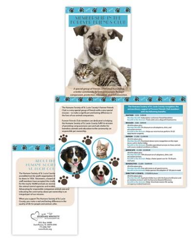 Brochure   Humane Society Major Donor - mjobriendesgin.com