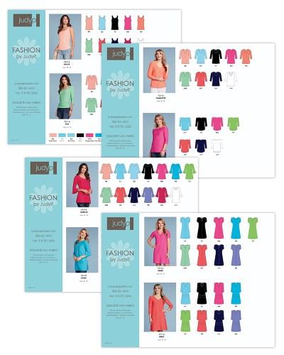 Lineguide   JudyP Apparel Fashion 2021 MJ OBrien Design