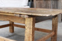 Barn Door Coffee Table - M. Jones Creations