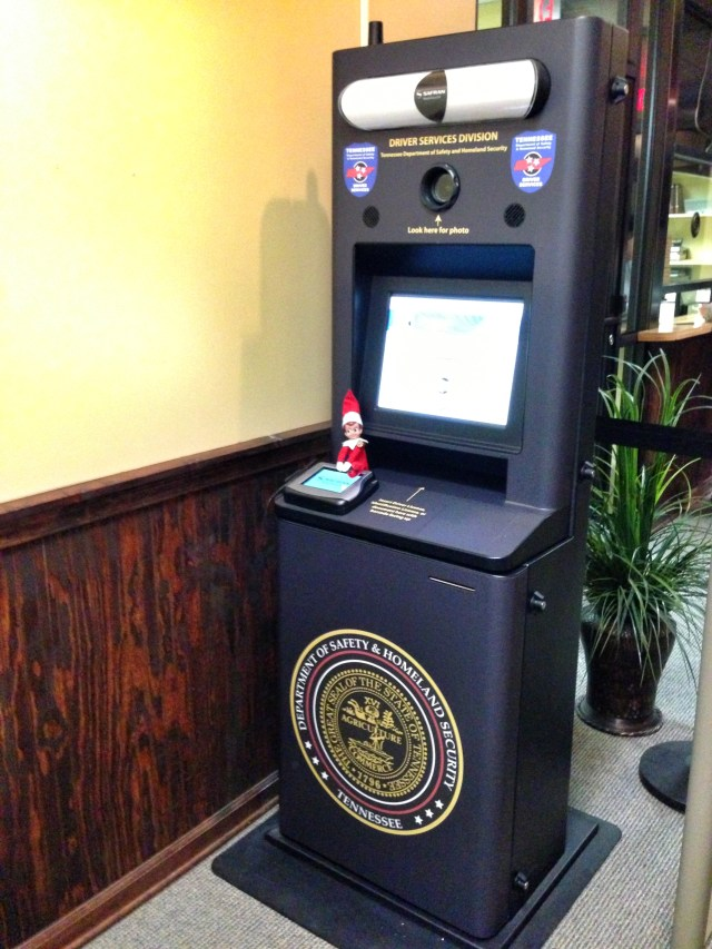 Timesaving Self Service Driver's License Kiosk Installed at Mt. Juliet Police Headquarters