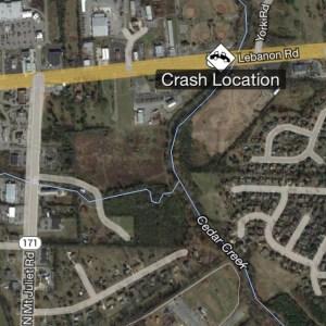 Crash Location