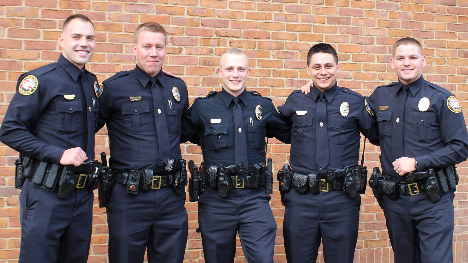 Five Mt. Juliet Police Officers Graduate from Police ...