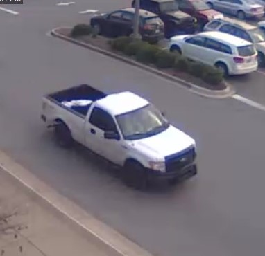 Photo of Suspect's Vehicle