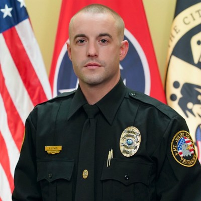 Photo of Officer Samuel Lewis