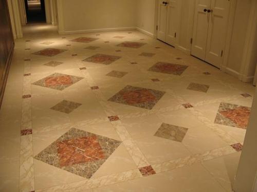 10 Beautiful Faux Painted Marble Floors  MJP Studios