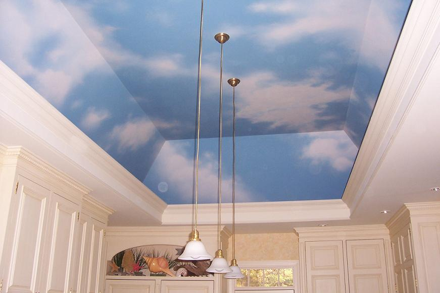 Faux Painted Ceilings  MJP Studios