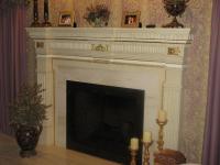Faux Painted Fireplaces & Mantels  MJP Studios