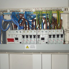 Ring Main Unit Wiring Diagram Gold Atomic Structure Consumer Units Milton Keynes Electrician Mjs