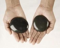 Warm Basalt Stone Massage