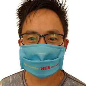 Wasbaar mondkapje kopen