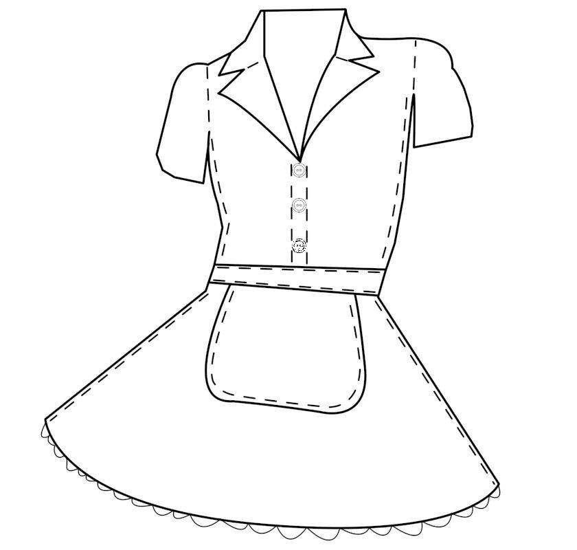MJTrends custom clothing pattern: