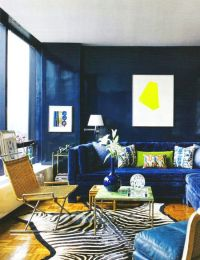 Trend Alert: Cool Cobalt Blue Decor  M&J Blog