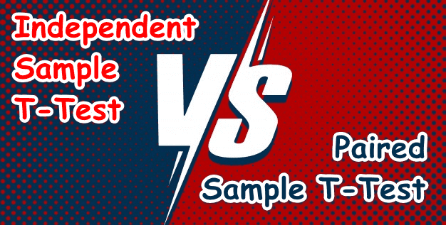 T Test : Independent VS Paired Sample, Mana Yang Cocok ?