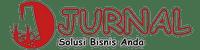 """Logo M Jurnal Com """"Solusi Pertumbuhan Bisnis Anda"""""""