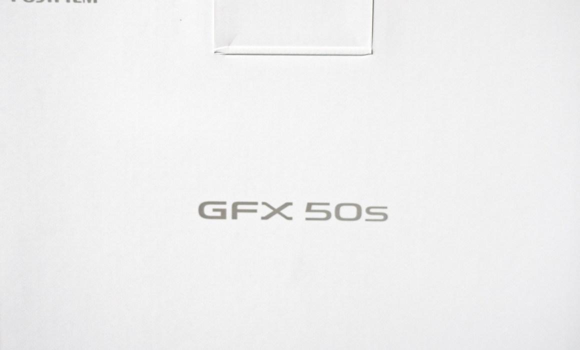 Fuji GFX 50s box image