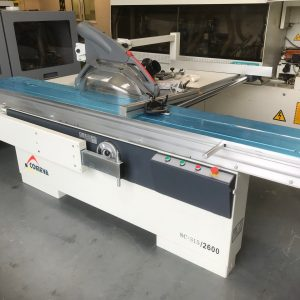 Comeva SC 315 Sliding Table Saw