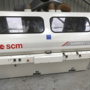 SCM Superset 6 Head Moulder
