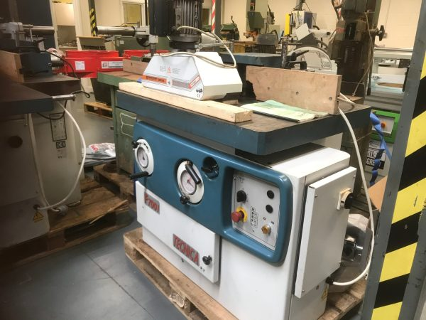 Tecnica F7001 Spindle Moulder
