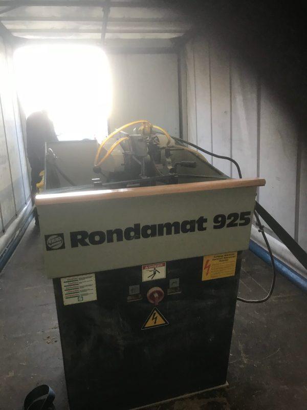 Weing Rondamatt Profile Grinder