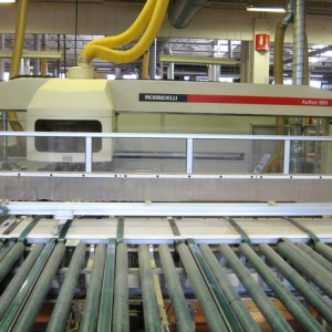 Author 660 + Rapid Boring Machine by MORBIDELLI (SCM Group) + TOMASSINI
