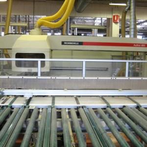 Author 660 + Rapid Boring Machine by MORBIDELLI (SCM Group) + TOMASSINI