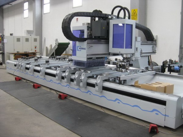 BAZ 322/60/KC CNC Machine, Router by HOMAG
