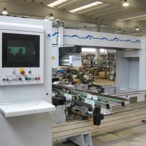 BHT 500 Boring Machine by WEEKE (HOMAG Group)