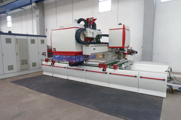 Bima 310 V 120/400 CNC Machine, Router by IMA
