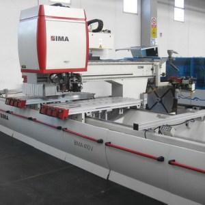 Bima 410 V 160/500 CNC Machine, Router by IMA