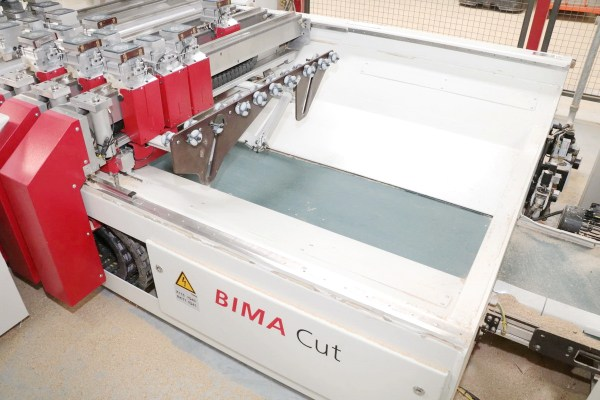BIMA Cut 140/530 CNC Machine by IMA