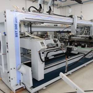 BST 500/D Boring Machine by WEEKE