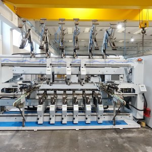 BST 505 Boring Machine by WEEKE (HOMAG Group)