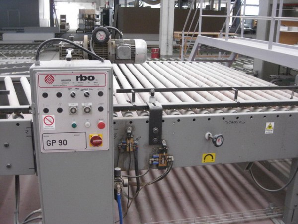 GP S 88 Turning Device, Miscellaneous by RBO (BIESSE Group)