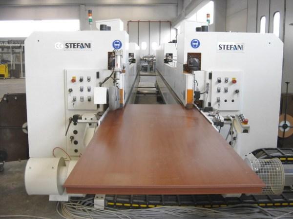 Ibimatic 9000 (softforming) Edgebander by STEFANI (SCM Group)