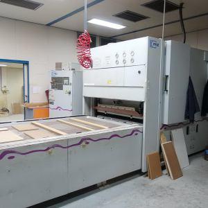 MFP 20/MT/15/28 + AMP 8/12 + AMQ 2 Hydraulic Press by FRIZ