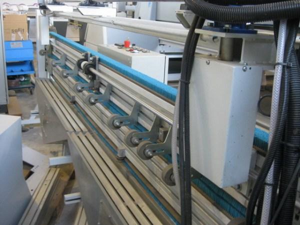 PU 3200 BRUSHING MACHINE by SIRIO