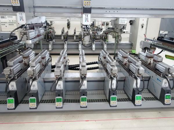 Techno 2000 FDT CN Boring Machine by BIESSE