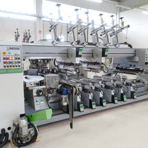 Techno 2000 FDT CN Boring Machine by BIESSE